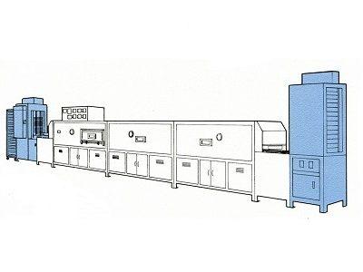 ラクラク 天板供給機、取り出し機【RAKURAKU Pan Feeding,discharging Machine】