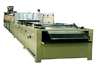 バンドオーブン【Steel Belt Oven】
